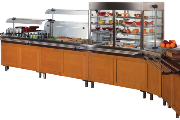 Continental Servery System 1000