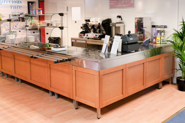 Continental Servery System 2 1000
